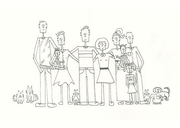 Dads60th_Illustration_pen